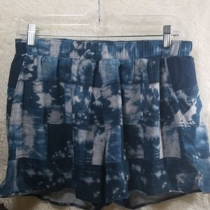 Lululemon Navy Shorts Size L